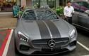 """Cường Đô La độ Mercedes GTS phong cách """"bom tấn"""""""