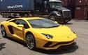 Siêu xe Lamborghini Aventador S giá hơn 40 tỷ tại VN