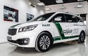 Kia Grand Sedona phong cách siêu xe cảnh sát Dubai ở VN