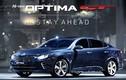 Kia Optima GT 2017 vừa ra mắt tại Malaysia có gì?