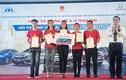 Hội thi sinh viên lái xe ôtô an toàn đầu tiên tại VN