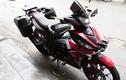 """Xe côn tay Honda Winner 150 của """"phượt thủ"""" Sài Gòn"""