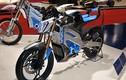 Yamaha rục rịch chuẩn bị ra mắt xe môtô chạy điện