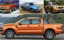 Xe bán tải sẽ tăng giá cả trăm triệu ở Việt Nam