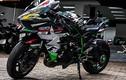 Siêu môtô Kawasaki H2 giá hơn 1 tỷ, độ khủng tại Sài Gòn