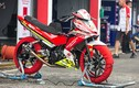 """""""Soi"""" xe máy Honda Winner Việt Nam độ đua siêu khủng"""