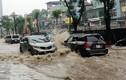 Kinh nghiệm bỏ túi lái xe ôtô trong mùa mưa bão