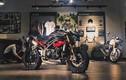 Môtô Triumph Speed Triple R chính hãng giá 699 triệu tại VN