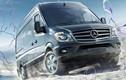 """Mercedes-Benz """"nhá hàng"""" xe ôtô VAN Sprinter thế hệ mới"""