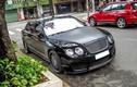 Siêu xe sang Bentley tiền tỷ độ Mansory tại Sài Gòn