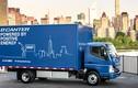 Xe tải điện thương mại Fuso đầu tiên trên Thế giới
