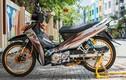 """""""Xế nổ"""" Yamaha Sirius độ kiểng đậm chất chơi tại Sài Gòn"""