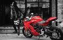 """Chân dài """"cưỡi"""" Ducati SuperSport đầu tiên tại Việt Nam"""