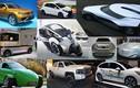 Top xe ôtô concept ấn tượng nhất mọi thời đại