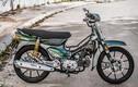 Xe máy Honda Dream II độ hơn 200 triệu tại Lâm Đồng