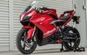 Cận cảnh môtô TVS Apache RR 310 giá 72 triệu đồng