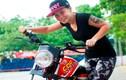 Nữ drifter Thái đẹp hút hồn tại Vietnam Motorbike Festival 2014