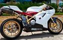 Ducati mạ vàng 24K đẹp long lanh đầu tiên ở Việt Nam