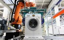 Tận mục quá trình robot làm việc bên trong nhà máy