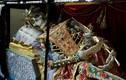 Kinh hoàng hài cốt dát vàng, nạm kim cương đắt nhất lịch sử