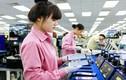 Bên trong nhà máy sản xuất Galaxy S8 ở Thái Nguyên