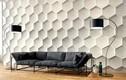 Giấy dán tường cũ rồi, tấm ốp tường 3D mới là hiện đại