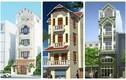 Chiêm ngưỡng 10 mẫu biệt thự 4 tầng mái thái đẹp tinh tế