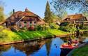 Ngẩn ngơ ngôi làng như tranh vẽ, đẹp nhất thế giới