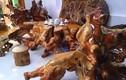 Choáng váng những bộ bàn ghế nghìn tuổi trong nhà đại gia Việt