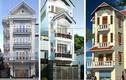 10 mẫu biệt thự phố 4 tầng đẹp hiện đại