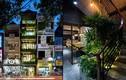 Nhà hàng 5 tầng rợp cây xanh ấn tượng ở TP HCM