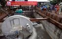 Siêu máy bơm rút sạch nước đường Nguyễn Hữu Cảnh sau 15 phút