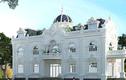 10 thiết kế biệt thự kiểu Pháp mái vòm đẹp mê hồn