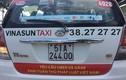 """Bộ Công Thương """"sờ gáy"""" Vinasun vụ dán khẩu hiệu phản đối Uber, Grab"""