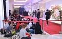 Khai trương H&M: Sự cố xảy ra, khách hàng bức xúc tranh cãi với nhân viên an ninh
