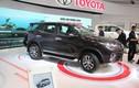 """""""Hàng nóng"""" Toyota Fortuner mới chào hàng tại VMS 2016"""