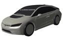 """Xe """"xanh"""" gia đình BMW i5 lần đầu lộ diện"""