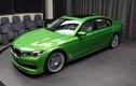 """""""Soi"""" xế sang BMW Alpina B7 màu độc của đại gia Ả Rập"""