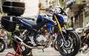 """Yamaha FZ150i độ full option """"chạy tour"""" của dân chơi Việt"""