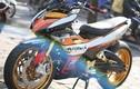 """Yamaha Exciter 150 độ """"mông to"""" siêu khủng ở Hà Nội"""