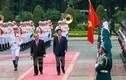 Hình ảnh ấn tượng về chuyến thăm VN của Thủ tướng Abe