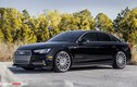 """Audi A4 thế hệ mới chất chơi với """"dàn chân khủng"""""""