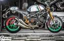 """Soi """"Ly cafe Ý"""" đậm đặc từ Ducati Monster 900"""