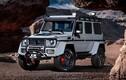 """""""Xế phượt"""" offroad Mercedes G500 4x4² Brabus giá 9,9 tỷ"""