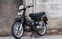"""Honda Super Dream """"giật kiểng"""" cá tính tại Sài Gòn"""