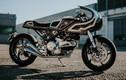 """Ducati Monster """"lột xác"""" cafe racer cực kỳ sang chảnh"""