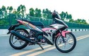 Yamaha Exciter 150 độ kiểng đậm chất chơi ở Sài Gòn