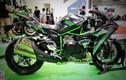 """Môtô """"khủng"""" Kawasaki Ninja H2 Carbon tiền tỷ tại VN"""