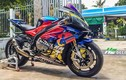 Siêu môtô BMW S1000RR độ đồ chơi hàng hiệu tại VN