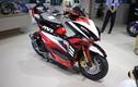 """Yamaha NVX độ siêu môtô """"cực khủng"""" tại Việt Nam"""